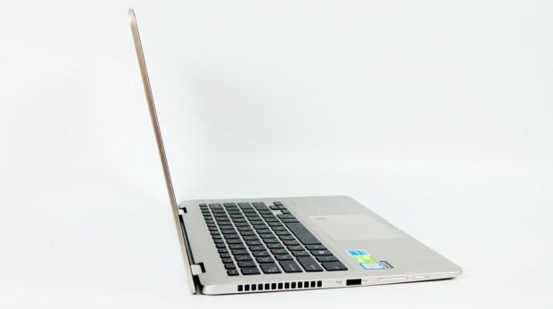 13 小時超長續航!ASUS ZenBook Flip 14 360° 翻轉筆電 評測 (UX461) DSC7685
