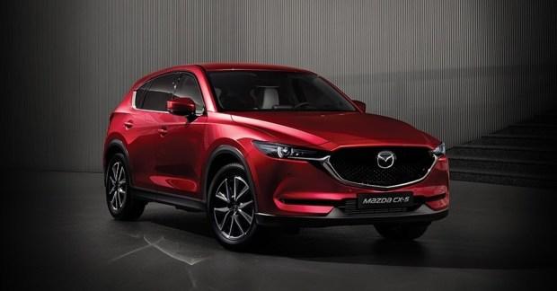 不會買車我教你,買車一點都不難!(Lesson 1 選擇車型) Mazda_CX5