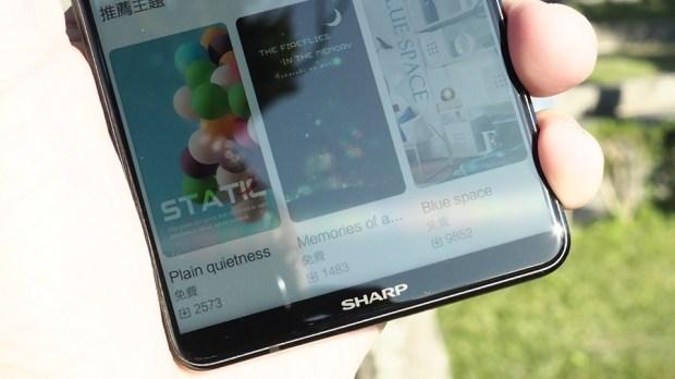 [評測] 整隻手機都是螢幕 SHARP AQUOS S3 終於上市 1142977