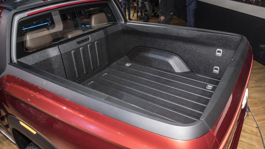全新 VW 皮卡概念車 Atlas Tanoak,真的有帥! 16-vw-atlas-tanoak-concept-ny-1