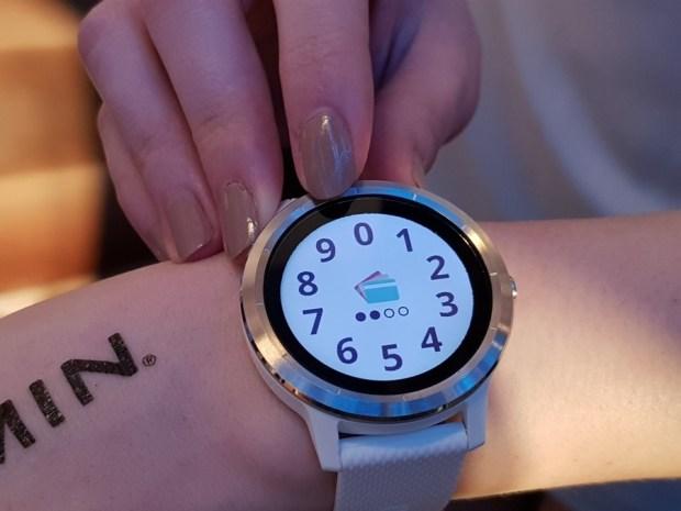 拿起手錶就能刷卡、搭捷運 Garmin 推出 Garmin Pay 穿戴支付 20180314_135430