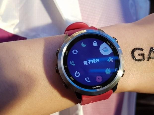 拿起手錶就能刷卡、搭捷運 Garmin 推出 Garmin Pay 穿戴支付 20180314_135519