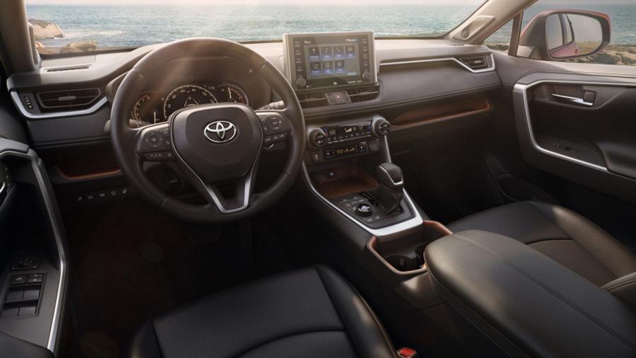 新一代 Toyota RAV4 真面目亮相,CRV 與 CX-5 要小心了 2019-toyota-rav4-05-1