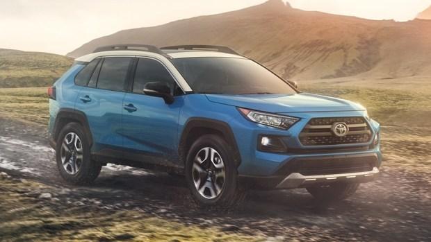 新一代 Toyota RAV4 真面目亮相,CRV 與 CX-5 要小心了 2019_Toyota_RAV4_11