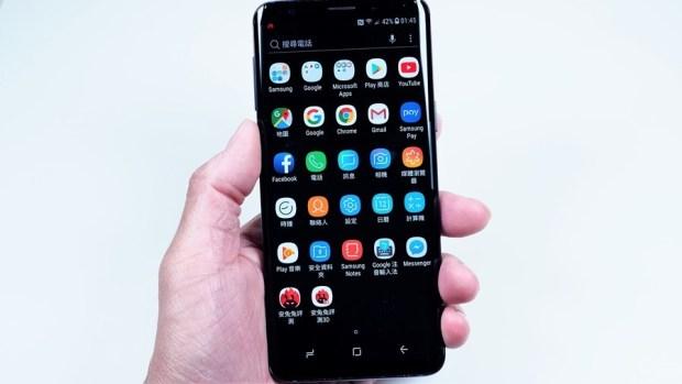 Galaxy S9 評測、開箱:首度搭載雙光圈,果然是手機界單眼! 3123308