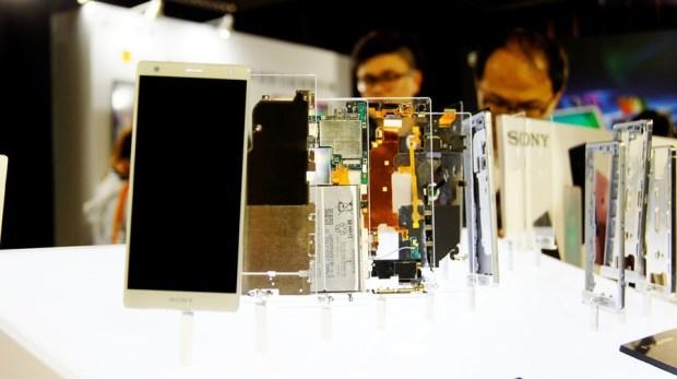 Sony 全新旗艦 Xperia XZ2,更有觸覺的娛樂旗艦手機 DSC7843