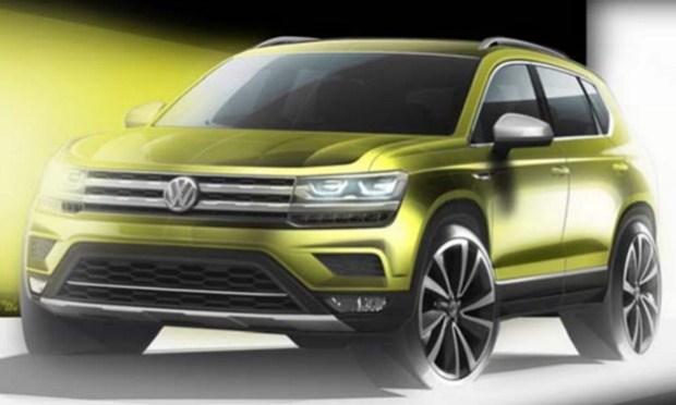 VW 全球戰略跨界 SUV 車型,最快今年 8 月於中國開始生產! VolksSUV