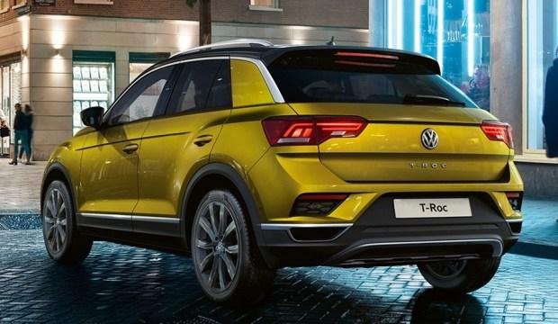 VW 全球戰略跨界 SUV 車型,最快今年 8 月於中國開始生產! t_roc02