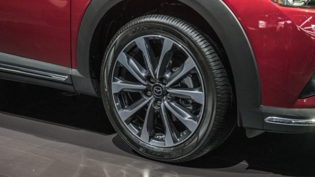 Mazda 小改款 CX-3 新發表,宛如縮小版 CX-5 10-2019-mazda-cx-3-ny-1