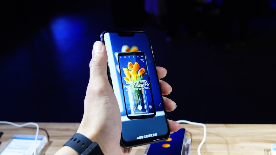 ZenFone 5 今開賣,主打 AI 智慧拍攝技術 DSC8367