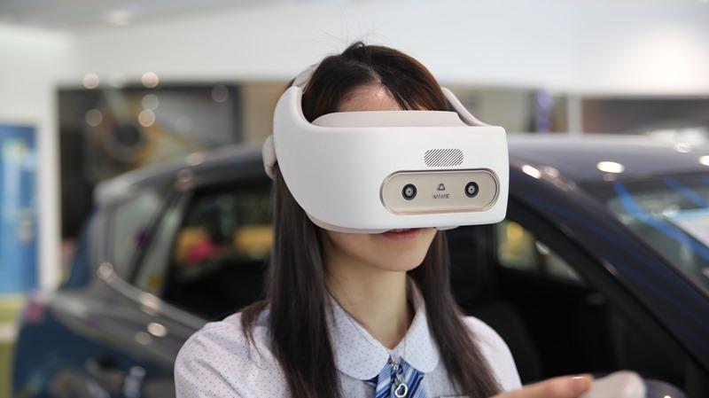 TOYOTA 導入 VIVE Focus VR 科技,賞車體驗主動安全系統 IMG_8005