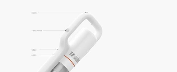 不只有掃地機器人!小米推出 F8 手持無線吸塵器 fcf1231faadc443487d3bee0af6a1187