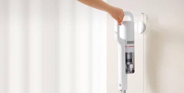 不只有掃地機器人!小米推出 F8 手持無線吸塵器 fe9e0ab5f383439fa29b0560b6f44884