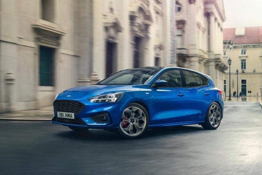 全新大改款 Ford Focus 第四代全面進化,跳脫你過往的印像 ford_2018_focus_st-line_01