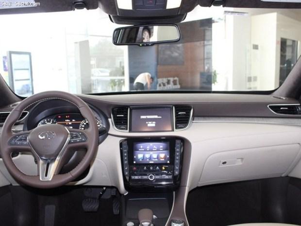 全新 Infiniti QX50 中國於 6/10 上市,台灣預計於第四季開始交車 %E4%B8%AD%E6%8E%A7%E5%8F%B0