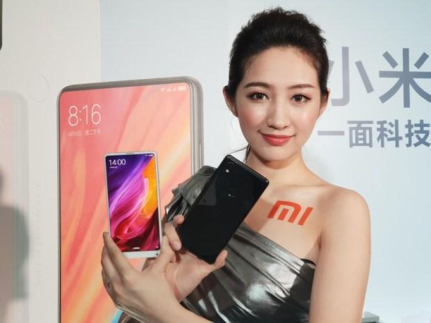 超高CP值紅米 Note 5、DxOMark 分數破百小米MIX 2S 將於5/9同步開賣 %E5%B0%8F%E7%B1%B3MIX2S