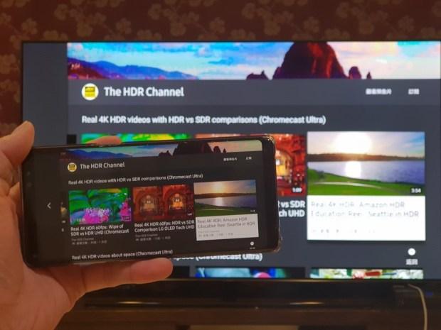 [評測] 全面提升居家品味,Samsung QLED 量子電視 (Q9F) 幫你完美融合科技與品味 20180520_205022