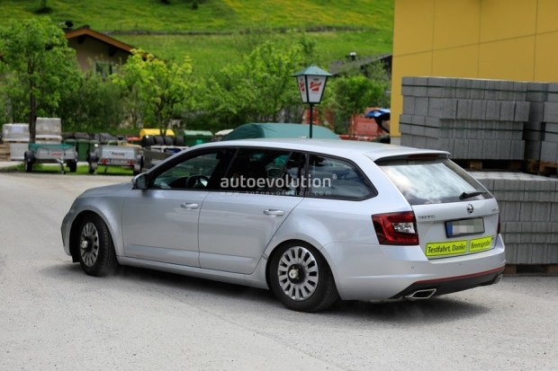 Skoda Octavia 外觀沒什麼變的小改款,預計 2020 年上市 2020-skoda-octavia-chassis-testing-mule-spied-for-the-first-time-is-a-lowered-r_5