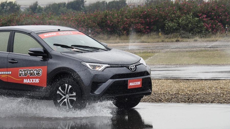 同樣是輪胎,安全性差很大!MAXXIS HPM3 SUV 輪胎試乘體驗 4283657
