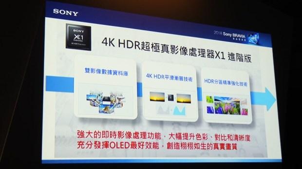 影像與色彩表現再升級,2018 Sony Bravia 電視全系列發表 DSC9770