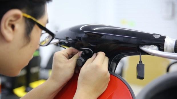 Gogoro 原廠行車紀錄器安裝與試用心得 IMG_8213