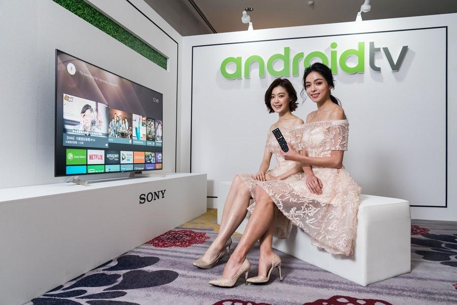 影像與色彩表現再升級,2018 Sony Bravia 電視全系列發表 androidTV