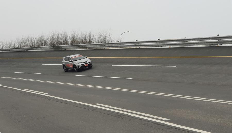 同樣是輪胎,安全性差很大!MAXXIS HPM3 SUV 輪胎試乘體驗 image-22