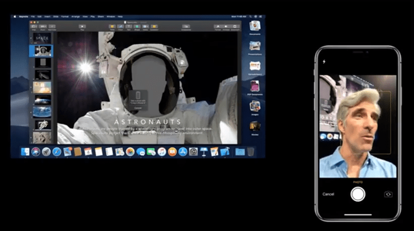 macOS Mojave 新 Continuity 技術,輕鬆將 iPad/iPhone 資源無縫接續到 Mac 電腦中使用 004