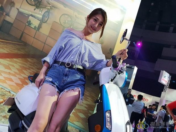 光陽 iONEX 電動車發表與未來佈局,八月開始發售 20180612_154131