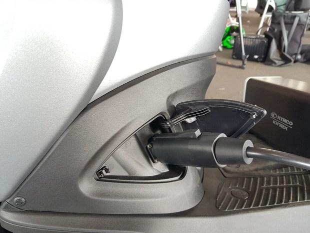[實測]光陽 iONEX 電動機車體驗,還是比較適合短途代步 20180613_155947