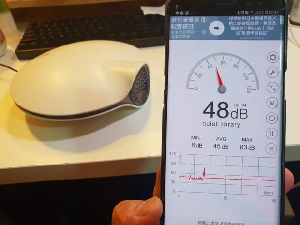 開箱/BRISE M1 車用空氣清淨機:8分鐘快速過車上異味、髒空氣 20180614_024129