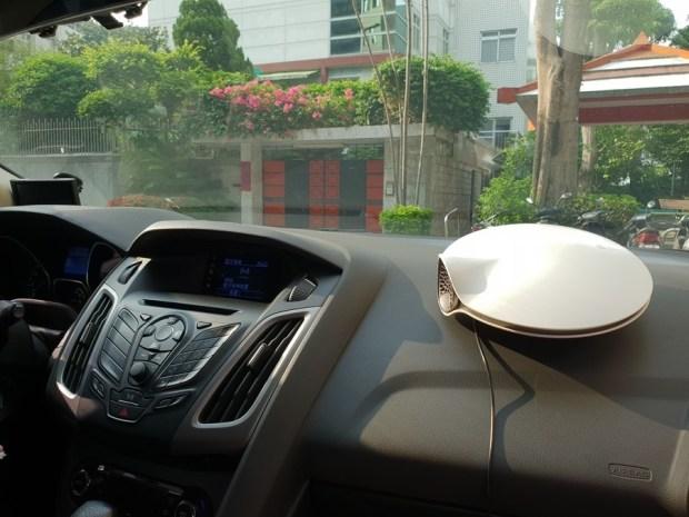 開箱/BRISE M1 車用空氣清淨機:8分鐘快速過車上異味、髒空氣 20180626_163800