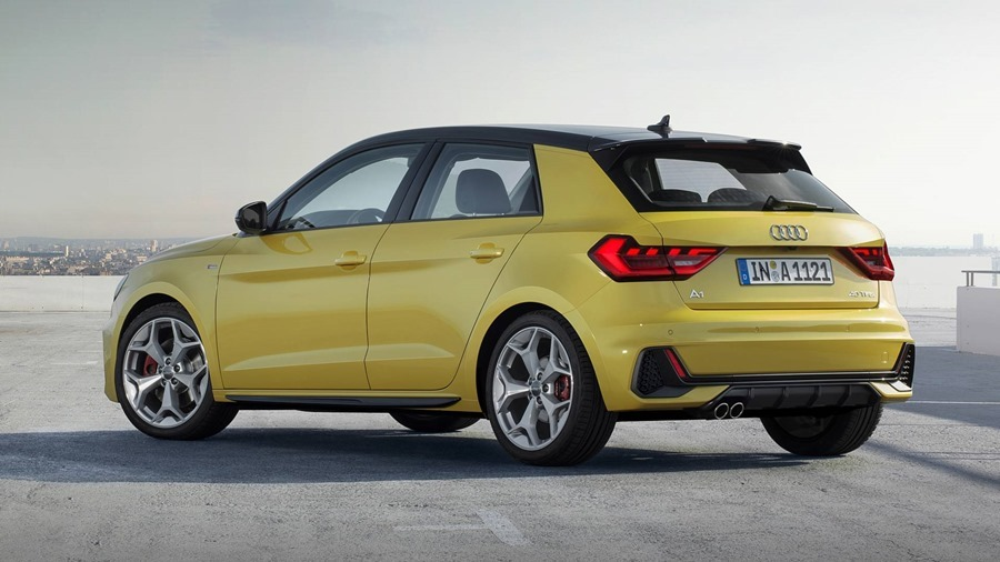 全新 2019 Audi A1 Sportback,帥氣登場! 2019-audi-a1-sportback-1