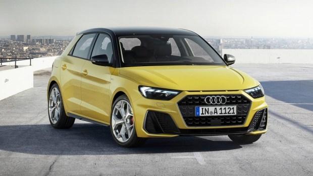 全新 2019 Audi A1 Sportback,帥氣登場! 2019-audi-a1-sportback