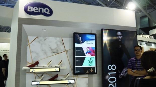 展架廣告也可以很動態!BenQ X-Sign 幫你輕鬆管理各種廣告看板 6054209