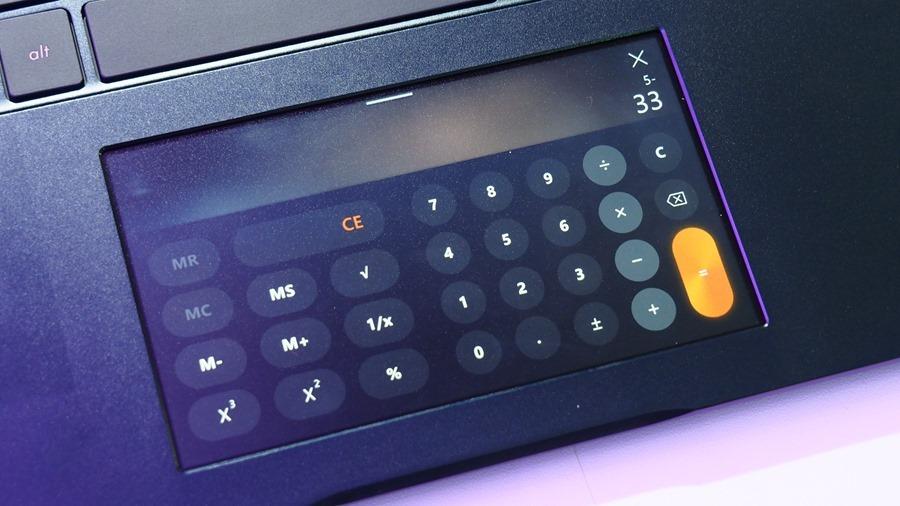 華碩「雙螢幕」筆電 ZenBook Pro 15,把觸控板變螢幕 6064252