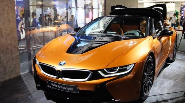 BMW 帶你看未來車樣貌,i8 Roadster 登場 DSC0009