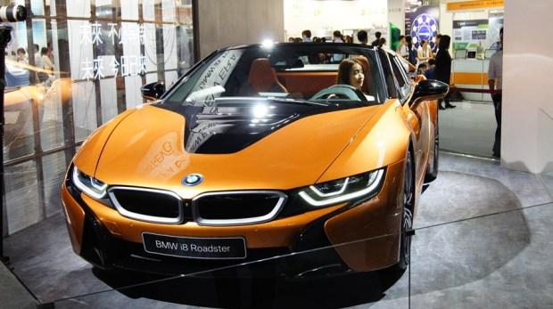 BMW 帶你看未來車樣貌,i8 Roadster 登場 DSC0013