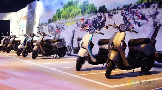 光陽 iONEX 電動車發表與未來佈局,八月開始發售 DSC0101