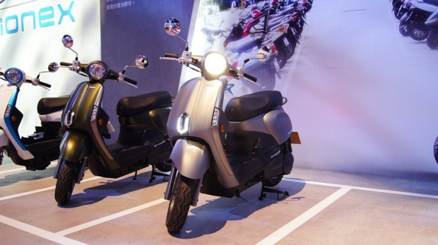 光陽 iONEX 電動車發表與未來佈局,八月開始發售 DSC0264