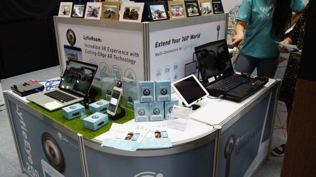 能輕鬆放進口袋的全景相機 - LyfieEye200 全景相機 DSC9933