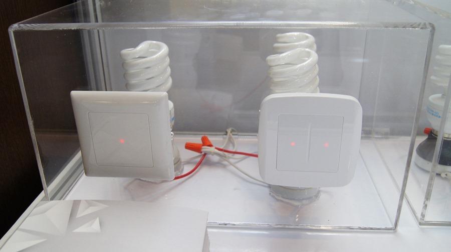 隆怡工業展出 Aurora 智慧開關,讓家裡輕鬆變為「智慧宅」(支援 HomeKit) DSC9937