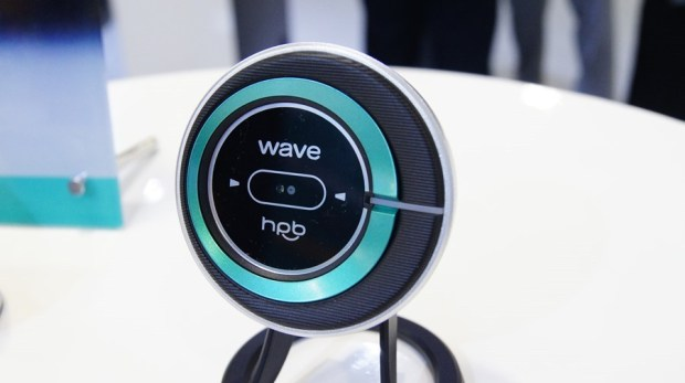 合錦光電展出車用藍牙手勢控制器,用手勢輕鬆控制車載多媒體系統 DSC9964