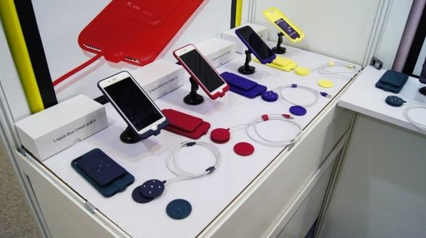 是手機保護殼,也是充電裝置,磁吸式手機充電保護殼 DSC9998