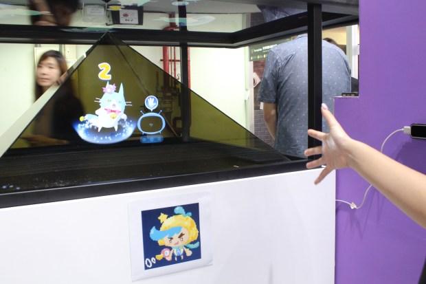 XR EXPRESS TW:用 AR 做教育訓練、全息投影與吉祥物互動 IMG_0756-900x600