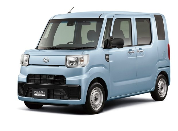 日本常見的 K-Car 小巧可愛,為什麼台灣買不到? hijet_caddie_160613005