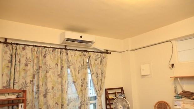 一機抵四台,夏普自動除菌變頻冷暖分離式空調開箱 (AY-40VAMH-W/AE-40VAMH) image017