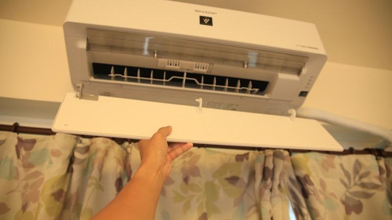 一機抵四台,夏普自動除菌變頻冷暖分離式空調開箱 (AY-40VAMH-W/AE-40VAMH) image029