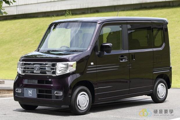 麵包車新選擇,Honda N-Van 搶攻日本輕型商用車市場 04_o