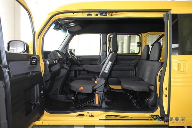 麵包車新選擇,Honda N-Van 搶攻日本輕型商用車市場 11_o